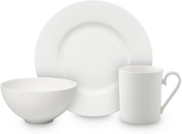 Villeroy & Boch Frühstücks-Set 6-teilig Royal weiß