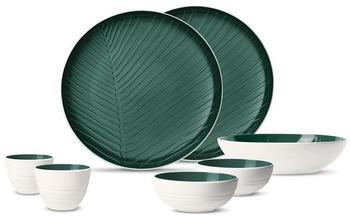 villeroy-boch-it-s-my-match-leaf-green-first-love-set-7-tlg