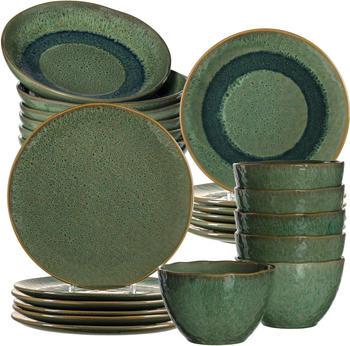 Leonardo Kombiservice Matera (24-tlg.) grün