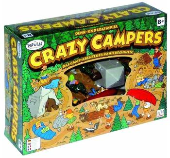 Thinkfun Crazy Campers