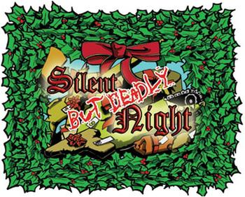 Z-Man Games Silent but Deadly Night