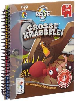 Jumbo Smartgames - Reisespiel Große Krabbelei