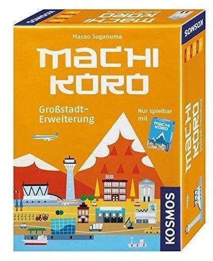 Machi Koro Großstadt Erweiterung