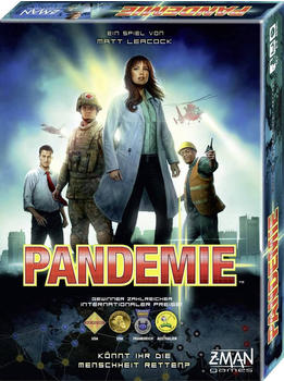Z-Man Games Pandemie (691100)