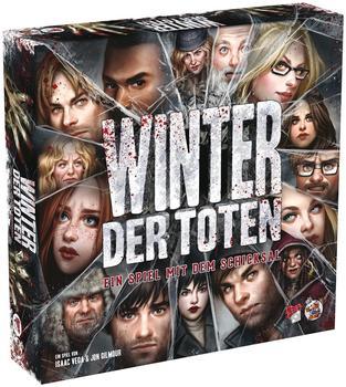 Heidelberger Spieleverlag Winter der Toten Spiel mit dem Schicksal (HE735)