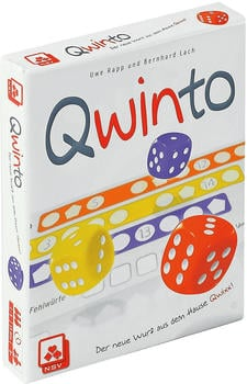 Nürnberger Spielkarten Qwinto (4036)