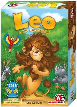 Abacus Leo muss zum Friseur (04161)