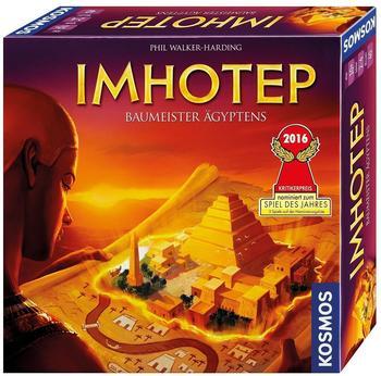 Kosmos Imhotep Baumeister Ägyptens (692384)