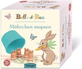 Oetinger Belle & Boo - Möhrchen mopsen