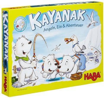 Haba Kayanak - Angeln, Eis und Abenteuer (7146)