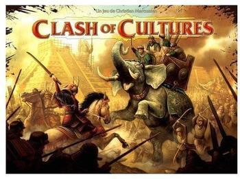 Z-Man Games Clash of Cultures