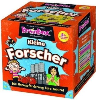 Green Board Games BrainBox Kleine Forscher