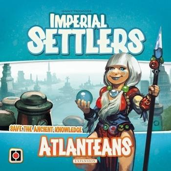 Portal Games Imperial Settlers - Atlanteans