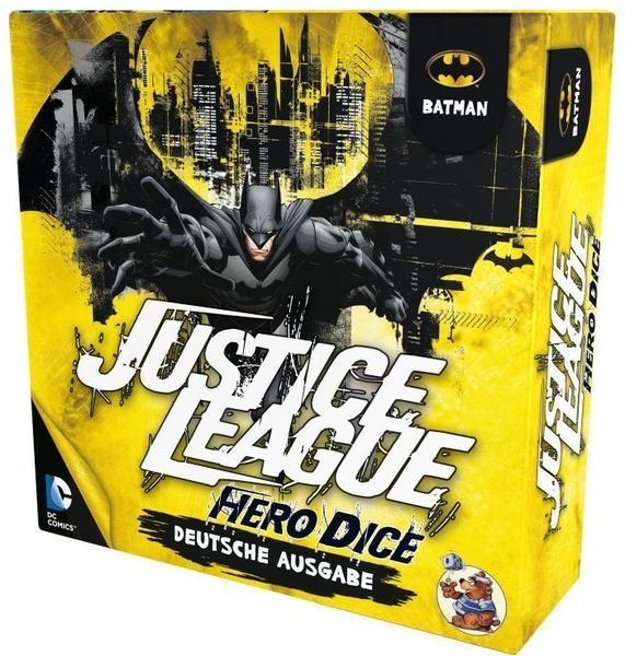 Heidelberger Spieleverlag Justice League: Hero Dice Batman Set (deutsch)