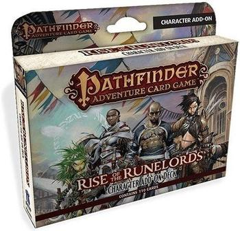 Paizo Pathfinder Adventure Card Game: Rise of the Runelords Character Add-On Deck (englisch)