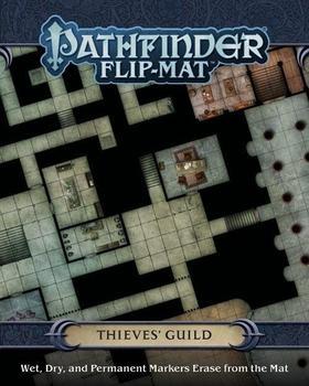 Paizo Pathfinder Flip-Mat: Thieves Guild (englisch)