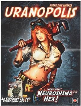 Portal Games Neuroshima Hex 3.0: Uranopolis (englisch)