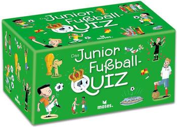 Moses Das Junior Fußball-Quiz (90233)