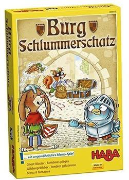Haba Burg Schlummerschatz