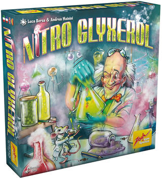Zoch Nitro Glyxerol