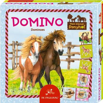 Die Spiegelburg Domino Mein kleiner Ponyhof (12689)