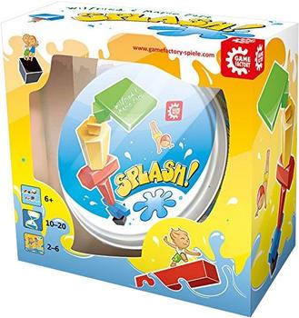 Game Factory Splash!