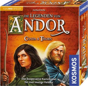 Kosmos Die Legenden von Andor - Chada & Thorn (692537)