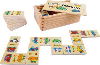 Small Foot Design Domino Fahrzeuge (4221)