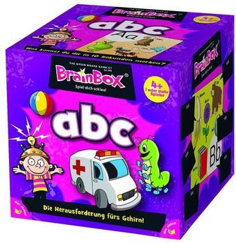 Green Board Games BrainBox Mein erstes ABC
