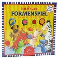 Die Spiegelburg 12102 Meine ersten Spiele - Formenspiel Die Lieben Sieben