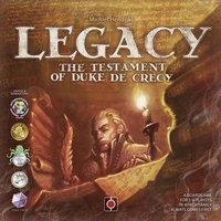Pegasus Spiele Legacy (Spiel)