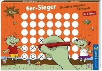 Oetinger Die Olchis - 4er Sieger Blockspiel NA (896837)
