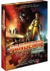 Asmodée Pandemie - Auf Messers Schneide