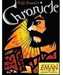 Z-Man Games Chronicle (englisch)