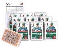 Ludomax Zehnerpaket DOPPELKOPF Deutsches Bild ASS Qualität Spielkarten