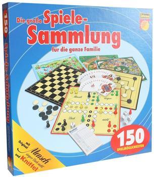 Idena Die große Spielesammlung (6102589)