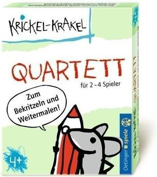 Oetinger Krickel-Krakel Quartett
