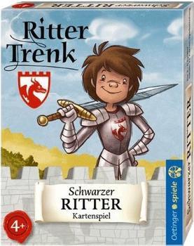Oetinger Der kleine Ritter Trenk Kartenspiel Schwarzer Ritter