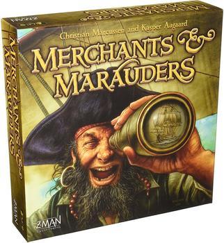 Z-Man Games Merchants and Marauders (englisch)