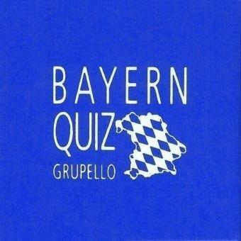 Grupello Verlag Bayern-Quiz