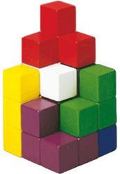 Logo Verlag Nikitin Material Geo-Würfel (N5)