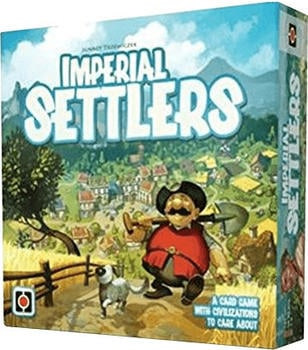 Portal Games Imperial Settlers (00340)
