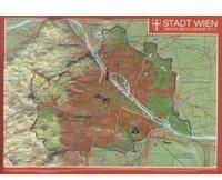 Georelief Gbr Reliefpostkarte Wien