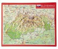 Georelief Gbr Reliefpostkarte Slowakei