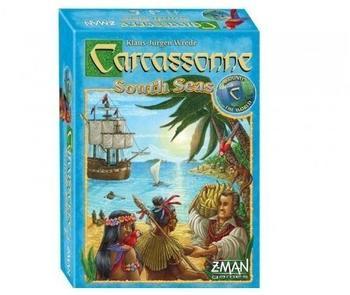 Z-Man Games Carcassonne South Seas (englisch)