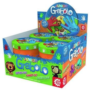 GAME FACTORY - Grabolo Junior im Display