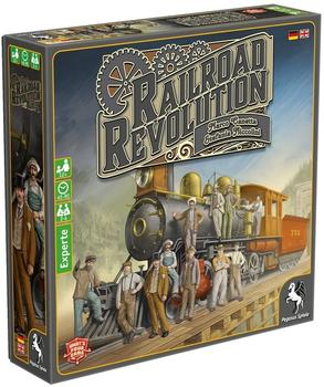Pegasus Railroad Revolution (56020G)
