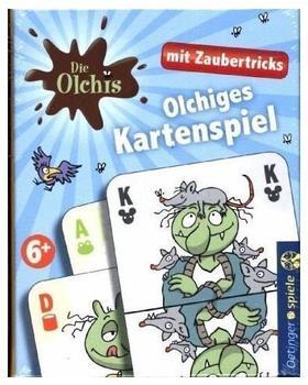 Oetinger Die Olchis Kartenspiel mit Zaubertricks