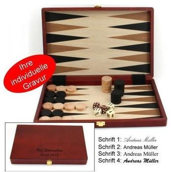 Philos-Spiele Backgammon Naxos medium
