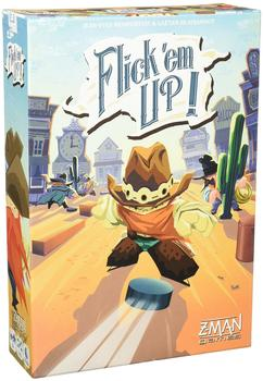 Z-Man Games Flick' em Up! Bakelit-Version